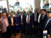 Seydaoğlu'ndan Ensarioğlu'na destek