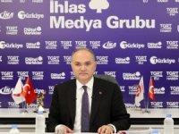 """Bakan Özlü: """"Türk sanayisine bir sıçrama yaptırmayı hedefliyoruz"""""""