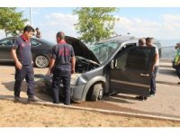 Elazığ'da iki ayrı kaza:4 yaralı