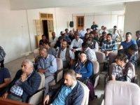 Arapgir'de bilgilendirme toplantısı