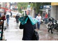 Bolu'da sağanak yağmur alt geçitlerde su baskınına neden oldu