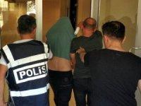 Cezaevindeki arkadaşlarının marketini soyan şahıslar tutuklandı