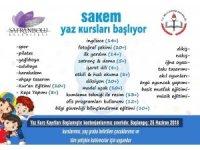 Safranbolu Belediyesi çocukları unutmadı