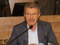 """Başkan Akay: """"Turhal Şeker Fabrikası kapanmayacak"""""""