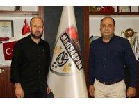 G. Manisaspor'da teknik direktör Erkan Aslan oldu