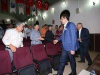 Bakan Zeybekci'den nohut üreticilerine müjde