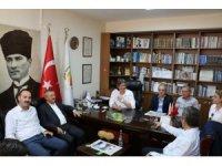 AK Parti'den ZGC'ye ziyaret