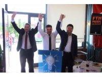 AK Parti, muhtarlarla kahvaltıda bir araya geldi