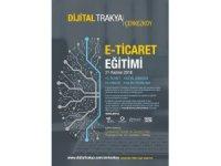 "Çerkezköy TSO'dan ücretsiz ""E-ticaret eğitimi"" hizmeti"