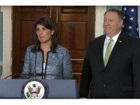 ABD Birleşmiş Milletler İnsan Hakları Komisyonundan ayrıldı