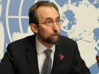 BM İnsan Hakları Yüksek Komiseri El Hüseyin: ABD'nin kararı hayal kırıklığı