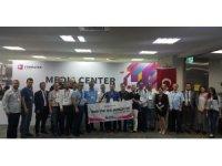 Erciyes Teknopark,  Tayvan Ticari Heyet Organizasyonu düzenledi