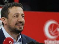 TBF Başkanı Türkoğlu:Hedef 2019 Dünya Kupası'na katılmak