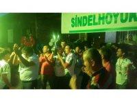 Sindelhöyükspor Şampiyonluk Kutlaması Yaptı