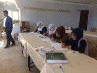 Tatvan'da 'okuma-yazma seferberliği' başarısı