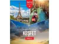 THY'den 119 Dolar'a Güney Avrupa kampanyası