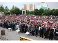 Kayserililer Ahmet Şafak konseri ile coştu
