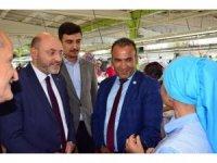 Başkan Ali Çetinbaş: Erdoğan düşmanlığı için bir araya gelenlere oy vermeyin