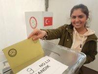 Yurt dışı oy verme işlemleri tamamlandı