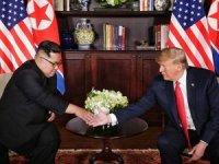 'ABD-Kuzey Kore yakınlaşması barış için olumlu adım'