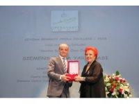 Siemens'e Semiha Berksoy Özel Ödülü