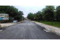 İzmit Belediyesi'nden Yenişehir'de asfalt çalışması