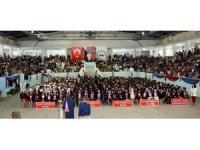 ERÜ Mühendislik Fakültesi'nde Mezuniyet Töreni Gerçekleştirildi