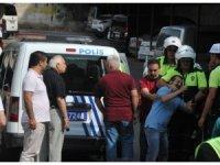 Polise hakaret edince gözaltına alındı