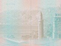 Turizmin başkentinin simgeleri pasaportlarda