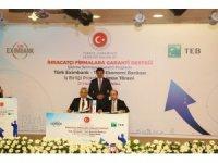 Eximbank garantisiyle ihracatçılara 200 milyon dolar işletme sermayesi desteği