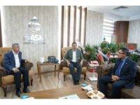 Bakan Tüfenkci'den MASKİ'ye ziyaret