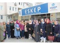 ESKEP'le kadınların el emekleri değer kazanıyor