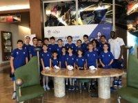 Anadolu Efes Spor Kulübü Basketbol Yaz Kampları, Bryant Dunston'ın katılımıyla başladı