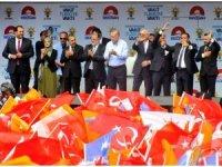 Türkmenoğlu'ndan Vanlılara teşekkür