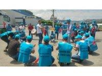 480 işçinin çalıştığı işyerinde grev kararı alındı