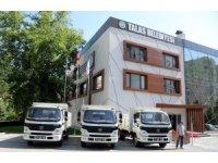 Talas Belediyesi Araç Filosunu Güçlendiriyor