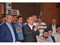 """Uysal """"Bu ülkenin Erdoğan'a ihtiyacı var"""""""