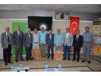 Sinop'ta 2 bin 155 adet polen tuzaklı kovan altlığı dağıtımı yapıldı