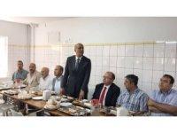 CHP Genel Başkan Yardımcı Bingöl, fabrikada işçilerle bir araya geldi
