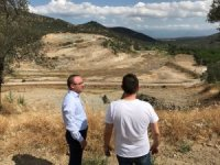 Bölgenin rüyası Reşitköy Barajı hızla ilerliyor