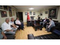 """Başkan Karaosmanoğlu, """"Bizim siyasetimiz birlik, dirlik ve bolluk siyasetidir"""""""