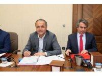 Amasya'da OKA destekli 10 projenin sözleşmesi imzalandı