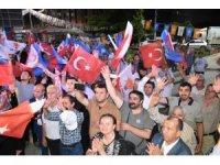 AK Parti MKYK Üyesi Baybatur, Yunusemre'de