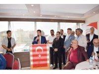 Milli Savunma Bakanı Canikli Çekmeköy'de iş dünyası ile bir araya geldi