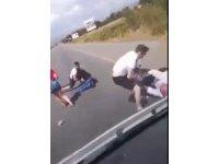 Yol verme tartışması meydan dayağına döndü: 3 yaralı