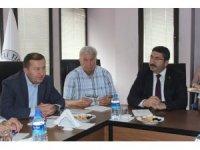"""TMO Genel Müdürü İsmail Kemaloğlu: """"Çiftçimizden 255 milyon TL karşılığında 300 bin ton civarında buğday satın aldık"""""""