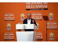 """Başbakan Yıldırım: """"Seçime bir ay kalmış, değerlendirme kuruluşları Türkiye'nin notunu düşürüyor, bankaların notu düşüyor"""""""