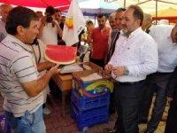 Murat Demir, Hanönü'nü ziyaret etti