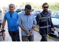 Teyzesinin oğlunu kırık çam şişesi ile ağır yaralayan Iraklı tutuklandı