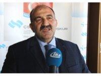 """İŞKUR Genel Müdürü Uzunkaya: """"Türkiye tek haneli işsizlik rakamlarıyla karşılaşacak"""""""